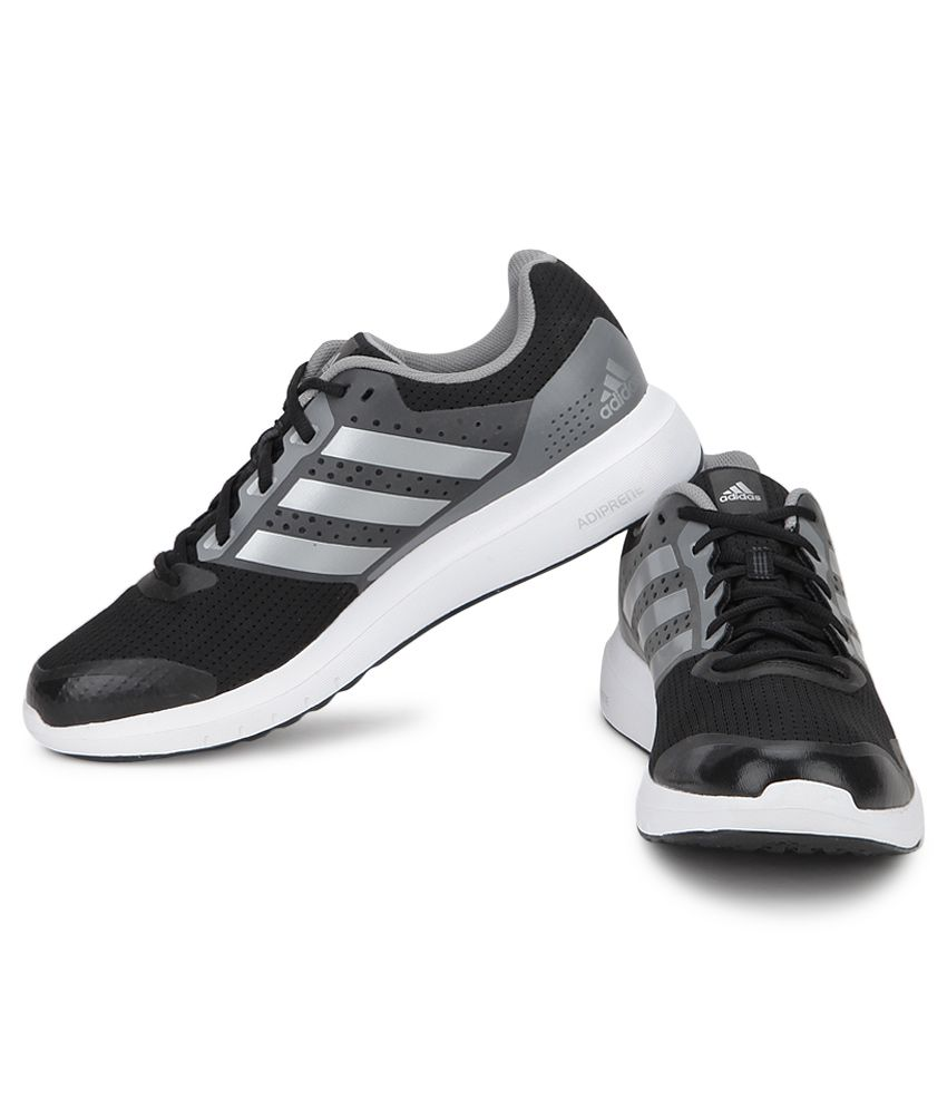 fc8da1b91233 Adidas Duramo 7 Black Running Sports Shoes - Buy Adidas Duramo 7 ...
