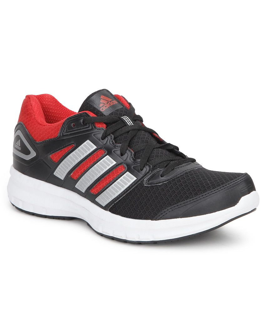 Adidas Galactus Black Running Sports Shoes ...