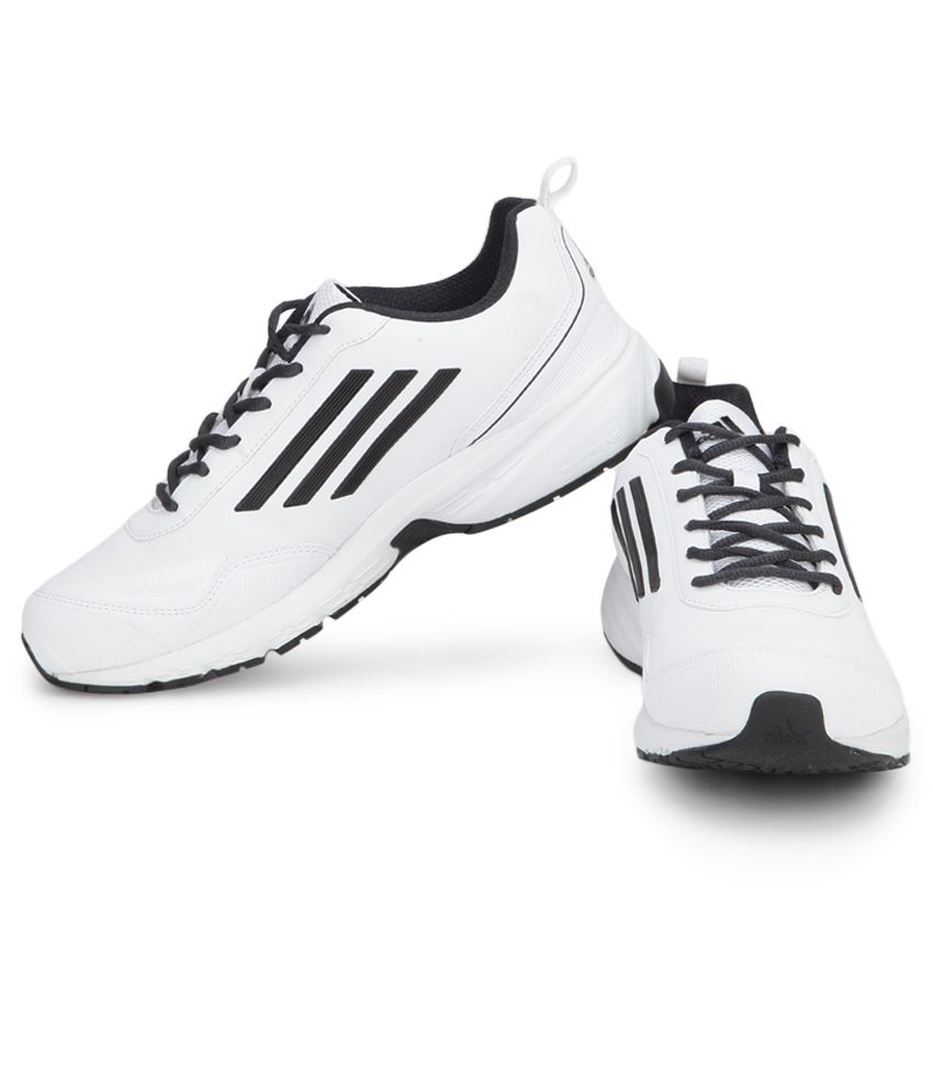 90a7bf7f02c42 Adidas Lite Primo Syn White Running Sports Shoes - Buy Adidas Lite ...