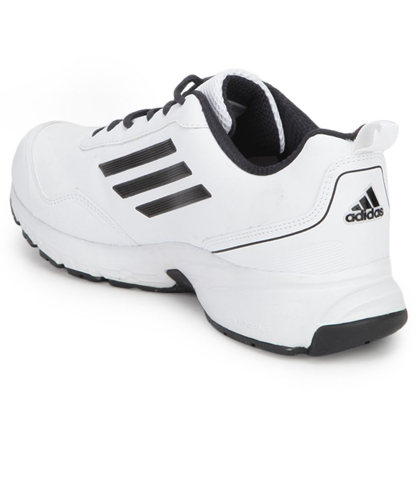 983117438 Adidas Lite Primo Syn White Running Sports Shoes - Buy Adidas Lite ...