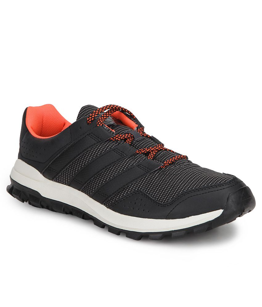 a82060637220 Adidas Slingshort Tr Black Running Sports Shoes - Buy Adidas Slingshort Tr  Black Running Sports Shoes Online at Best Prices in India on Snapdeal
