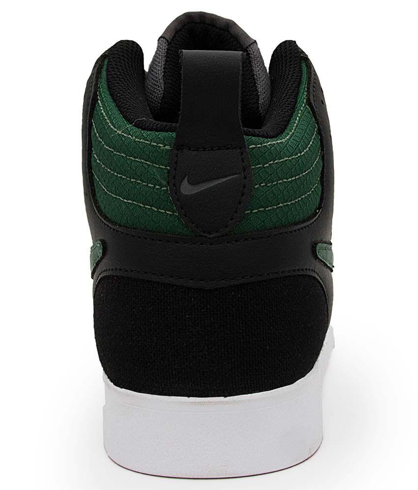 Nike Black Canvas Shoes - Buy Nike