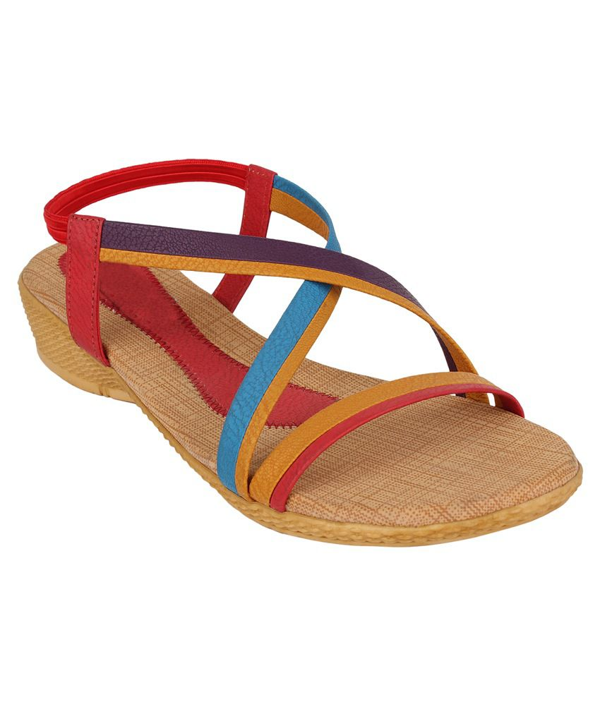 Niremo Multi Flat Slip-on & Sandal