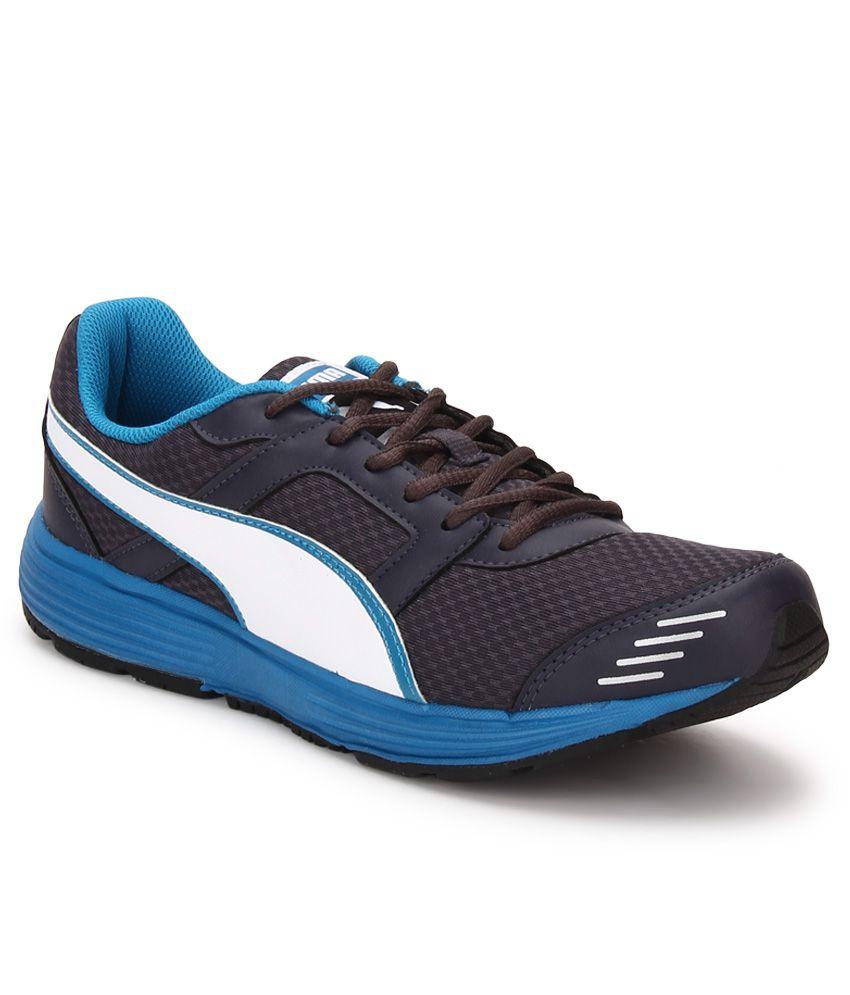 Puma Harbour Fashion Gray Running Sports Shoes - Buy Puma Harbour ... 0998e1ec3