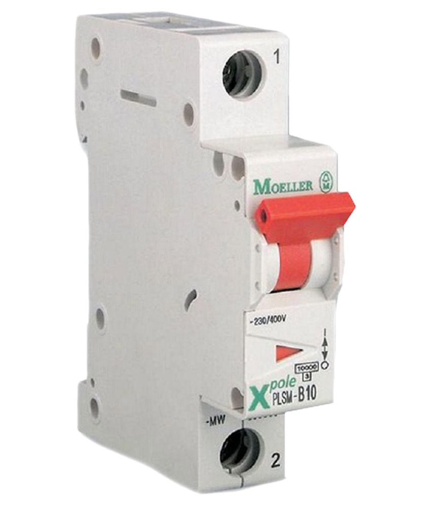 Eaton Mcb One Pole 32 Amp Price In India Buy Off Miniature Circuit Breaker Module View