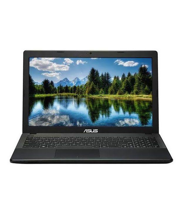 Asus A555LA (XX2384D) Notebook (Core i3 (5th Generation)- 4 GB- 1 TB- 39.62cm (15.6)- DOS) (Black)