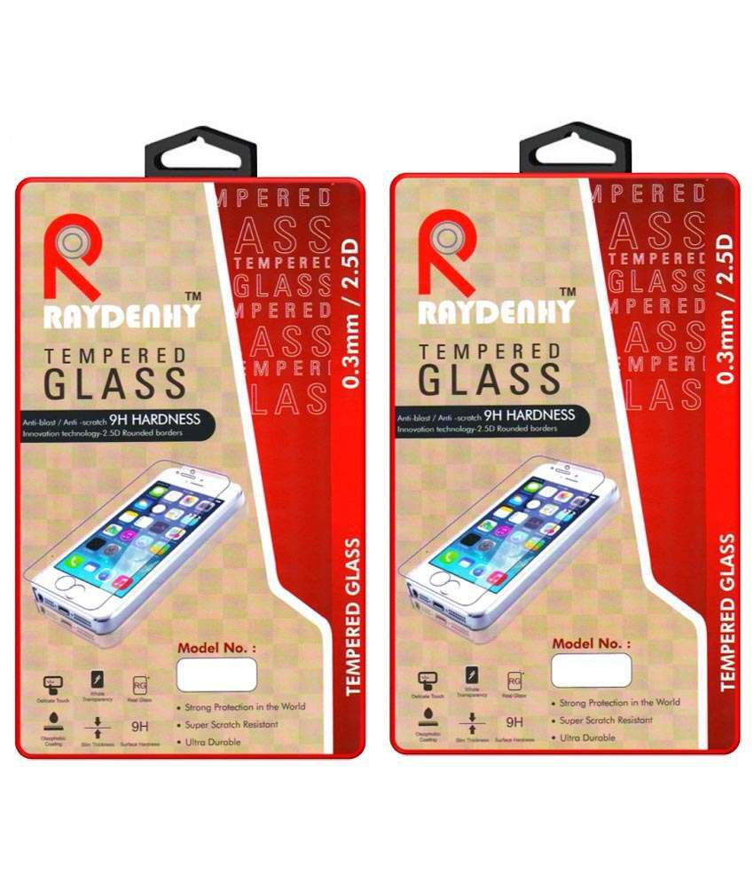 Samsung Galaxy J1 Tempered Glass Screen Guard by Raydenhy