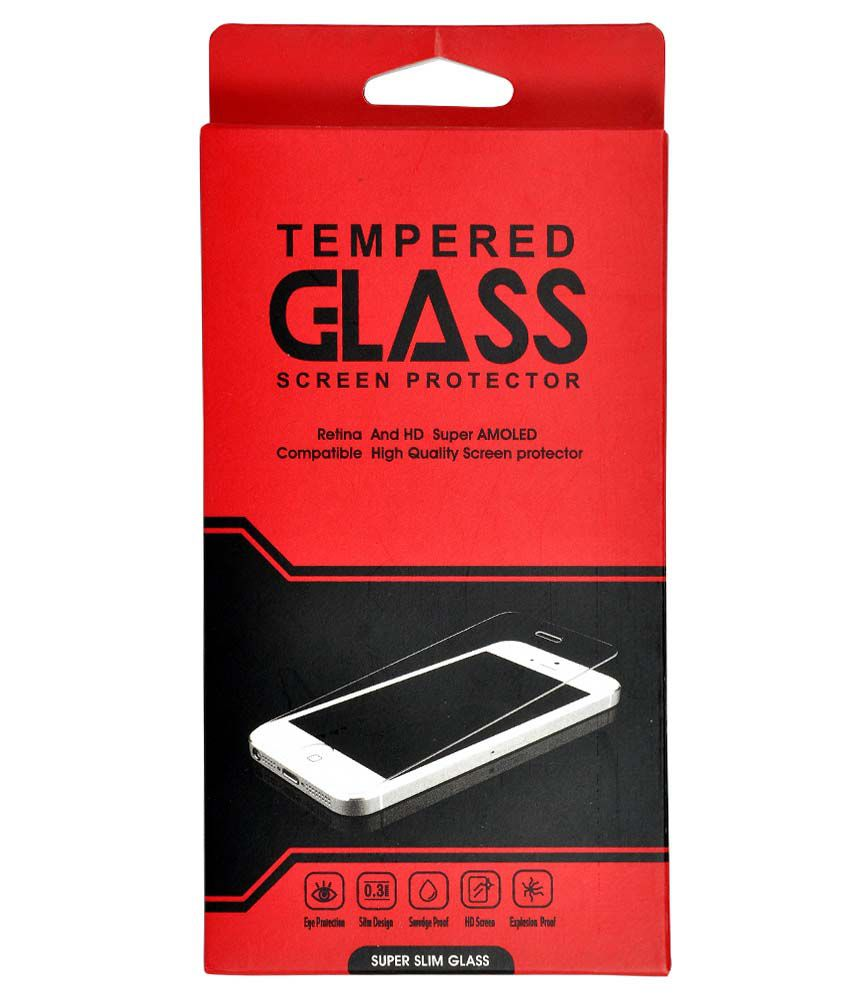 Microsoft Lumia L640xl Tempered Glass Screen Guard by Pt Mobiles