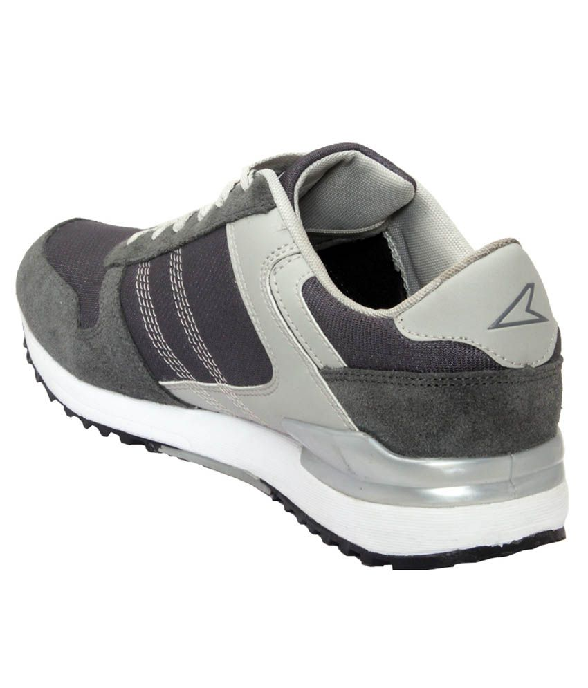 d5313bae65e8 Power Gray Running Shoes - Buy Power Gray Running Shoes Online at ...