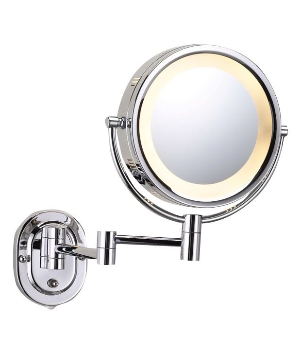 buy poona glass depot magnify vanity mirror with led light online at low price in india snapdeal. Black Bedroom Furniture Sets. Home Design Ideas