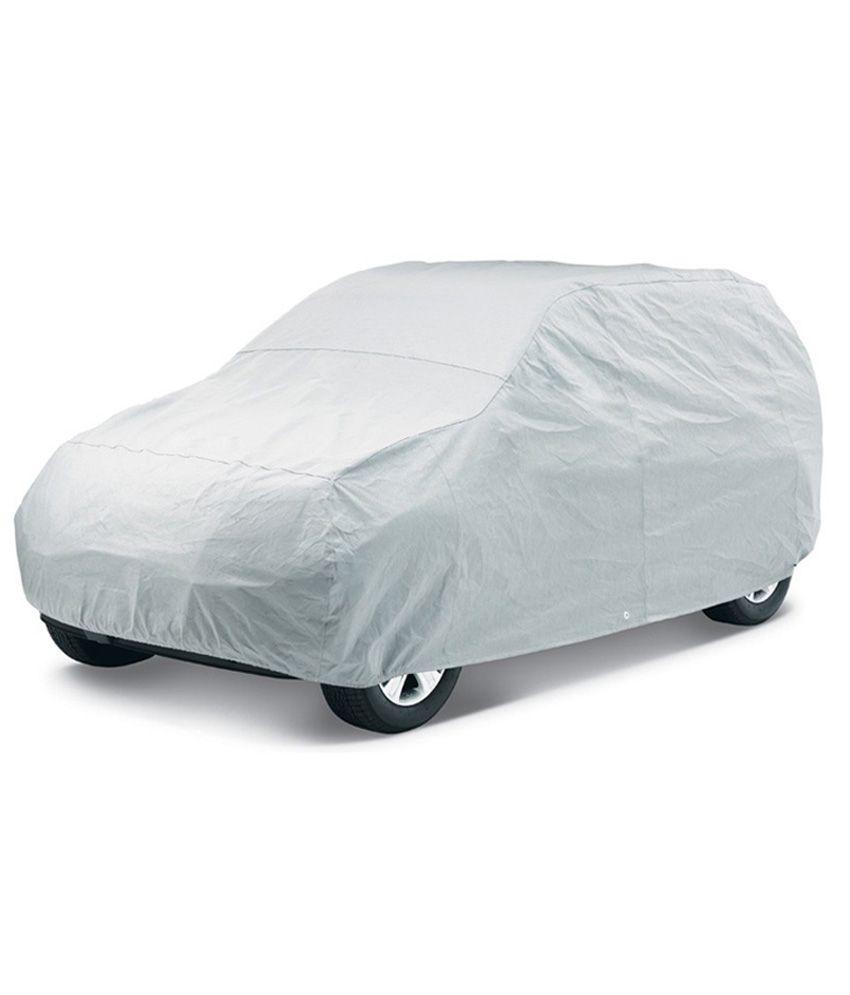 Maharaja Car Accessories Car Body Cover Nissan Sunny - Grey: Buy ...