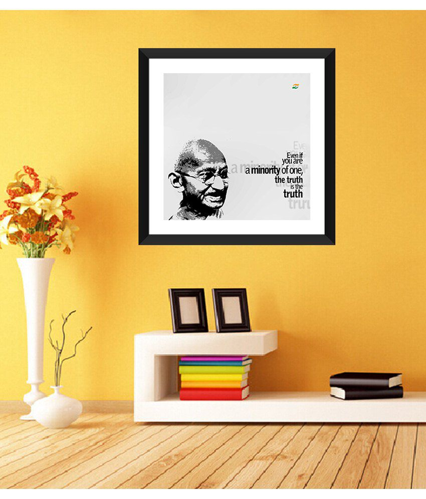 Tallenge Mahatma Gandhi Motivational Quotes Even If You Are A ...