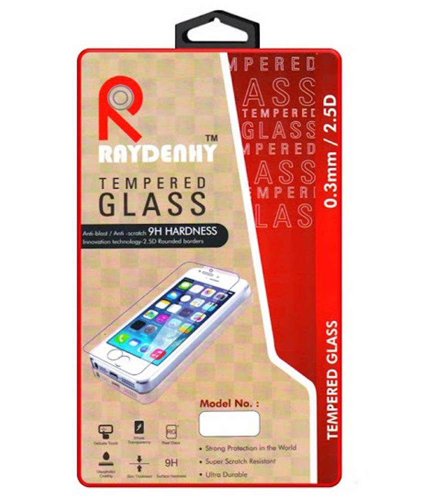 Xiaomi Redmi Mi4i Tempered Glass Screen Guard by Raydenhy