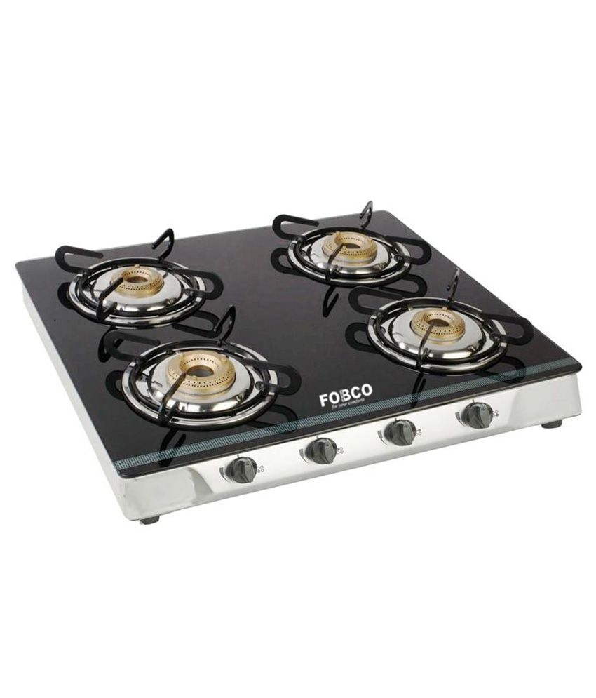 Fobco-Spakle-Manual-Stainless-Steel-Gas-Cooktop-(4-Burners)