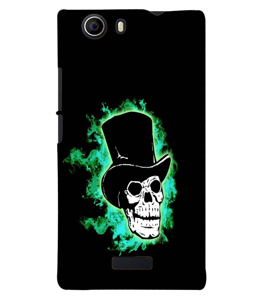official photos c323d a43d1 Micromax Canvas Nitro 2 E460 Printed Back Covers by Fuson