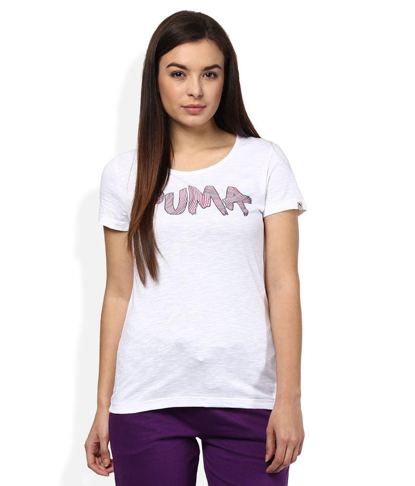 Puma White Top