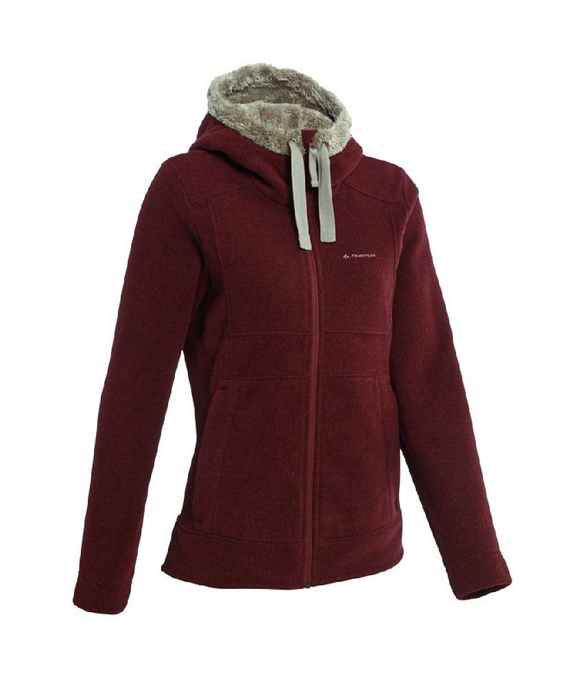 Quechua Arpenaz 400 Womens Hooded Pullover