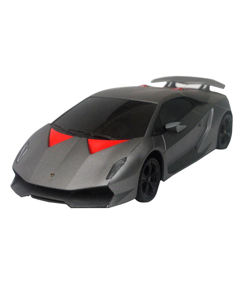 Mitashi Gray Lamborghini Sesto Elemento Car 1 24 Buy Mitashi