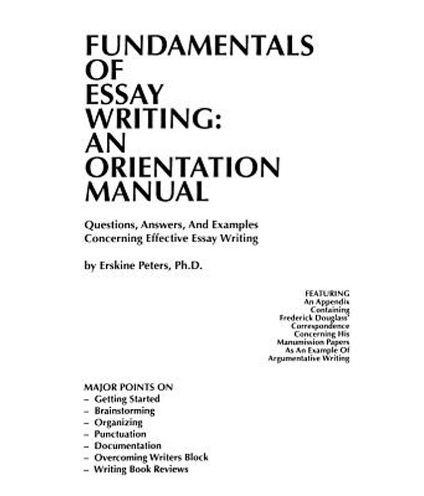 the fundamentals of life essay