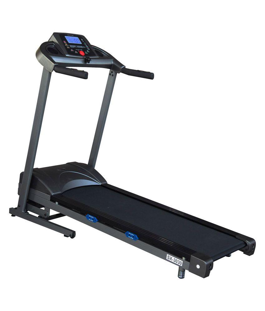 Cosco Sx3030 Auto Incline Motorised Treadmill: Buy Online