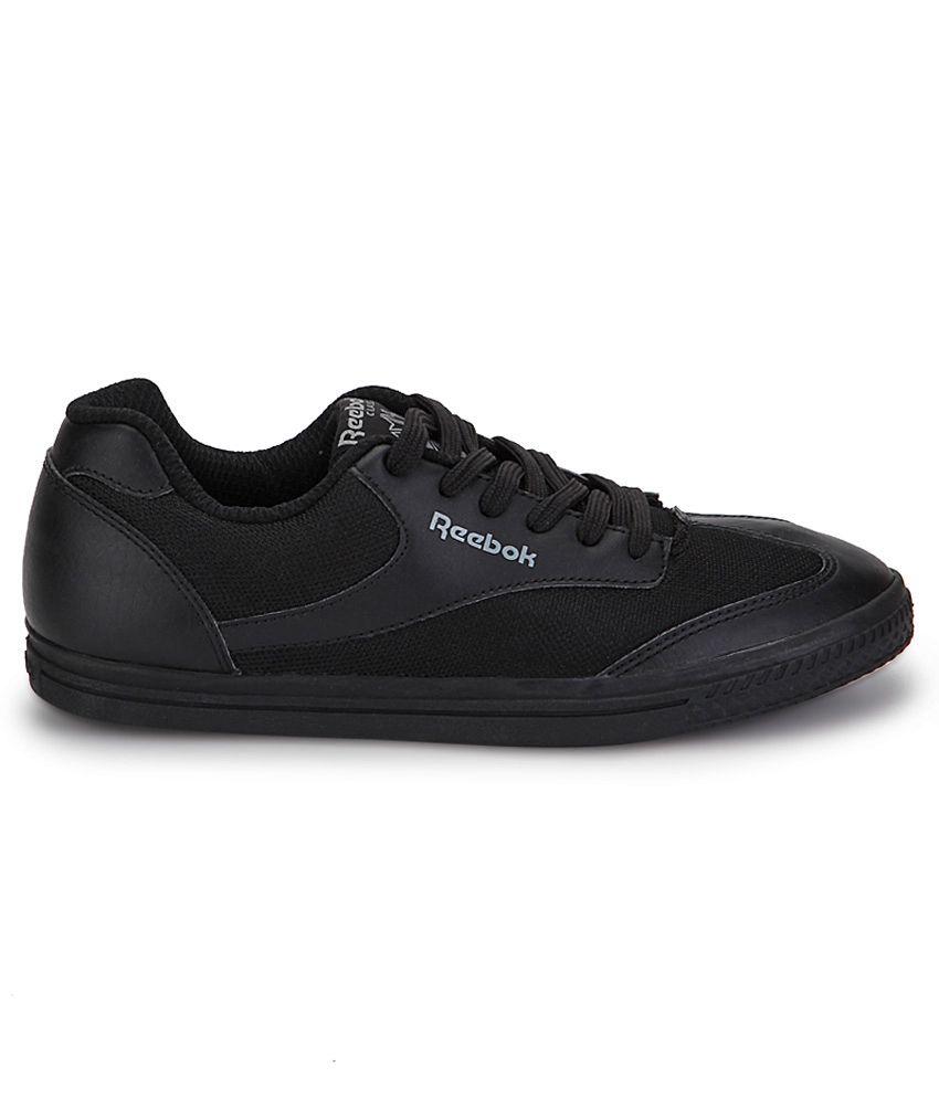 869ae18f0 Reebok Class Buddy Black Canvas Casual Shoes - Buy Reebok Class ...