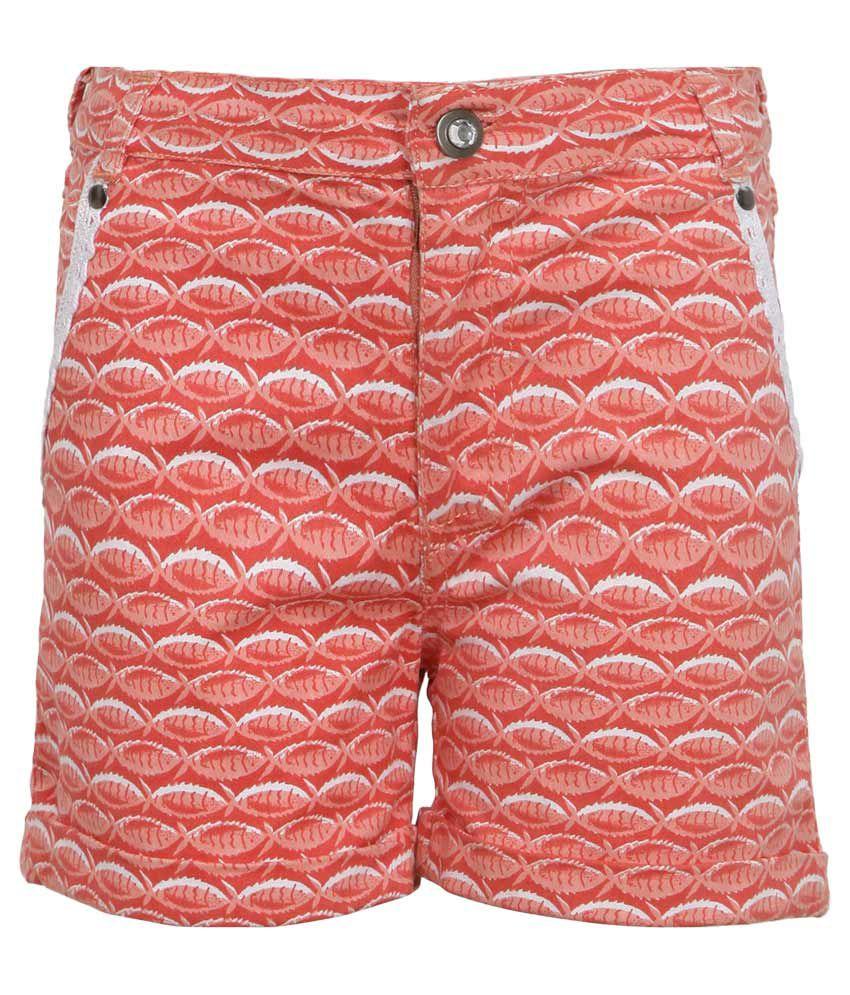 Bells & Whistles Orange Shorts