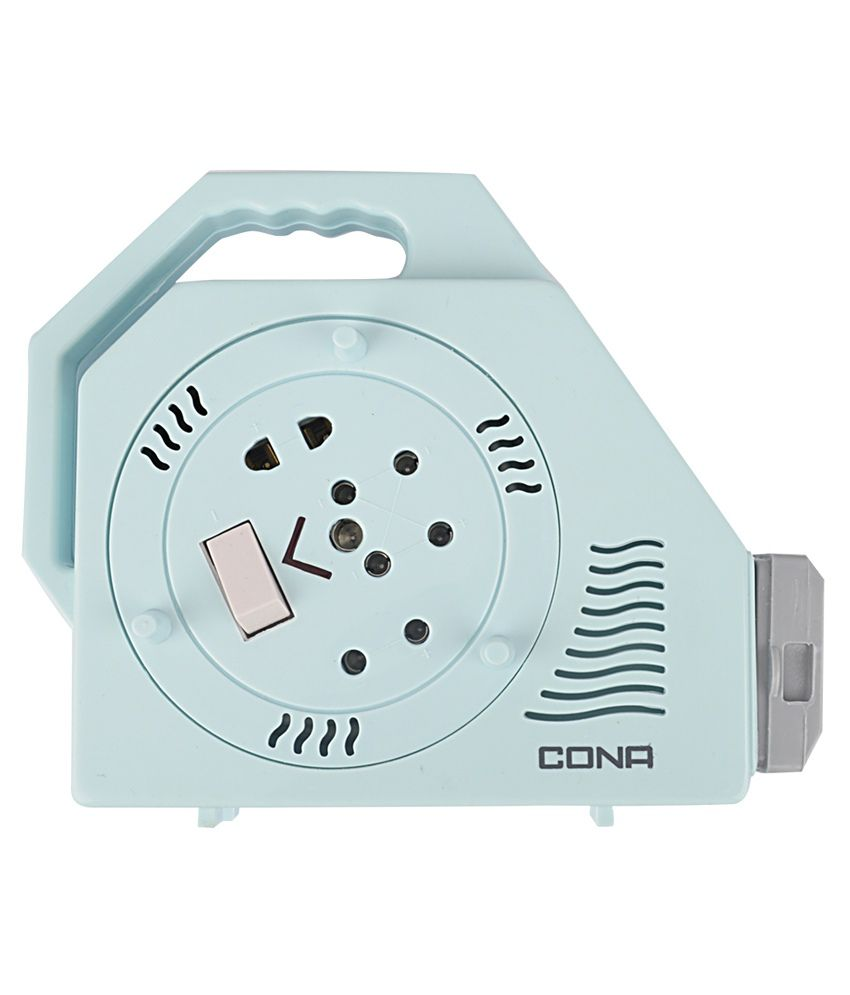 Buy Cona Smyle King Deluxe 3-Pin Extension Cord / Flex Box with 4.5M ...