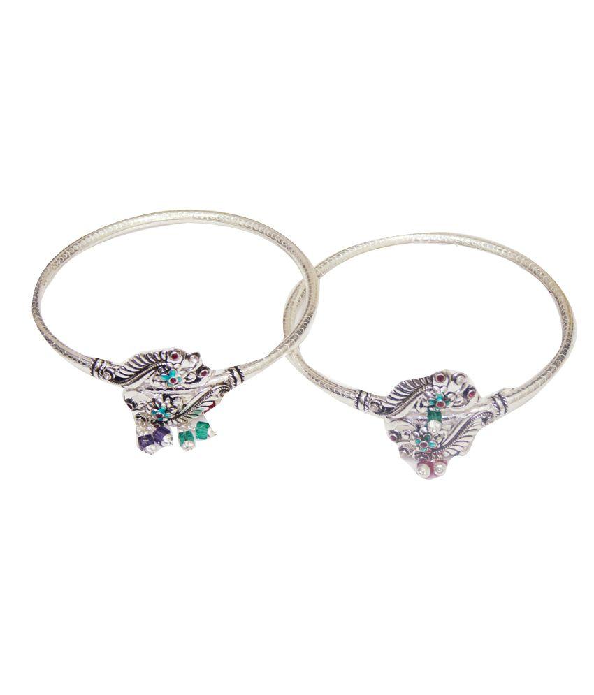 Silver payal wedding collection.: Buy Silver payal wedding ...