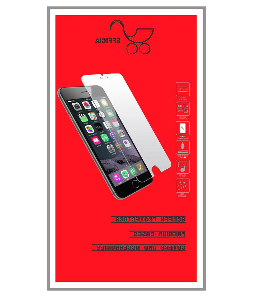 Micromax Bolt Q332 Tempered Glass Screen Guard by Efficia