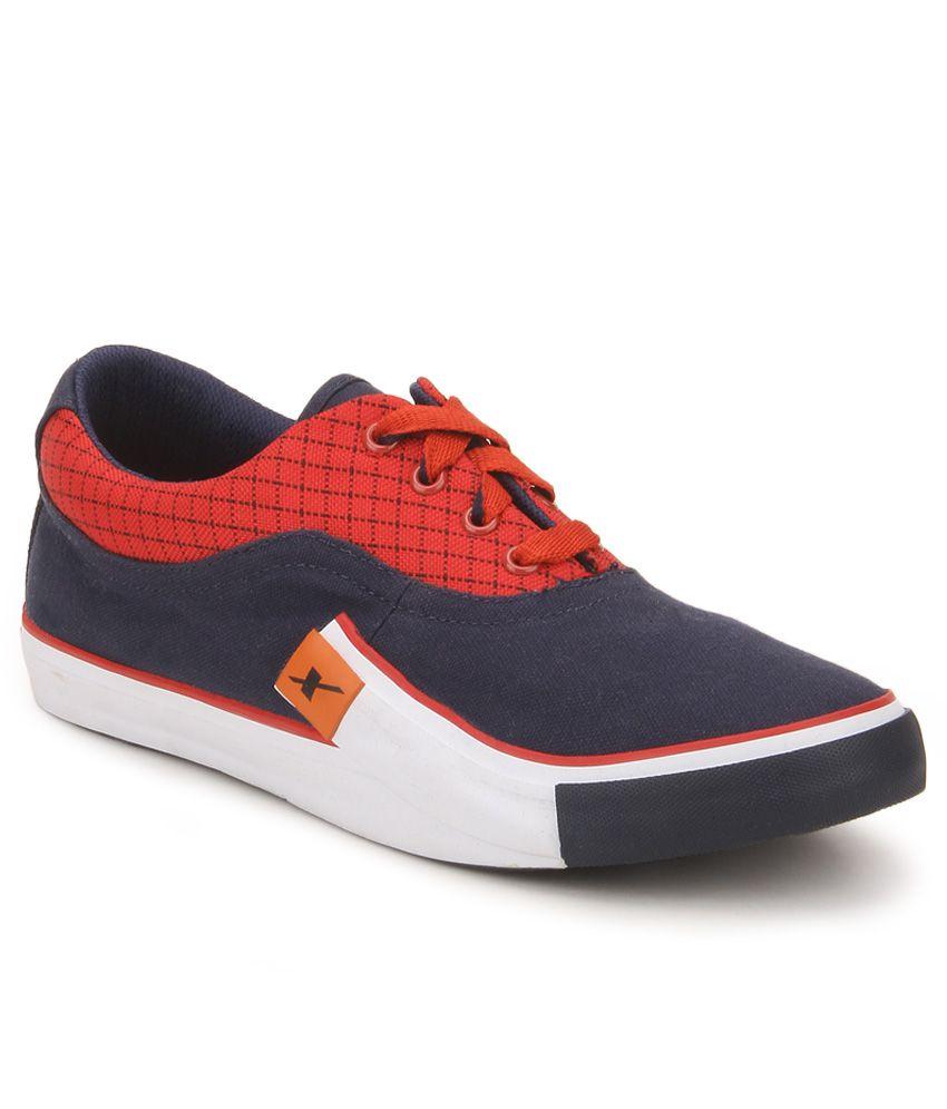 sparx navy sneaker casual shoes buy sparx navy sneaker