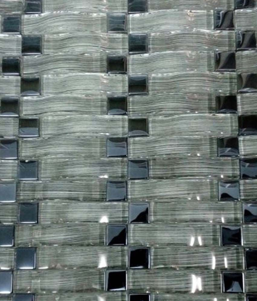Akula Glass Wall Tiles. Buy Akula Glass Wall Tiles   Transparent Online at Low Price in