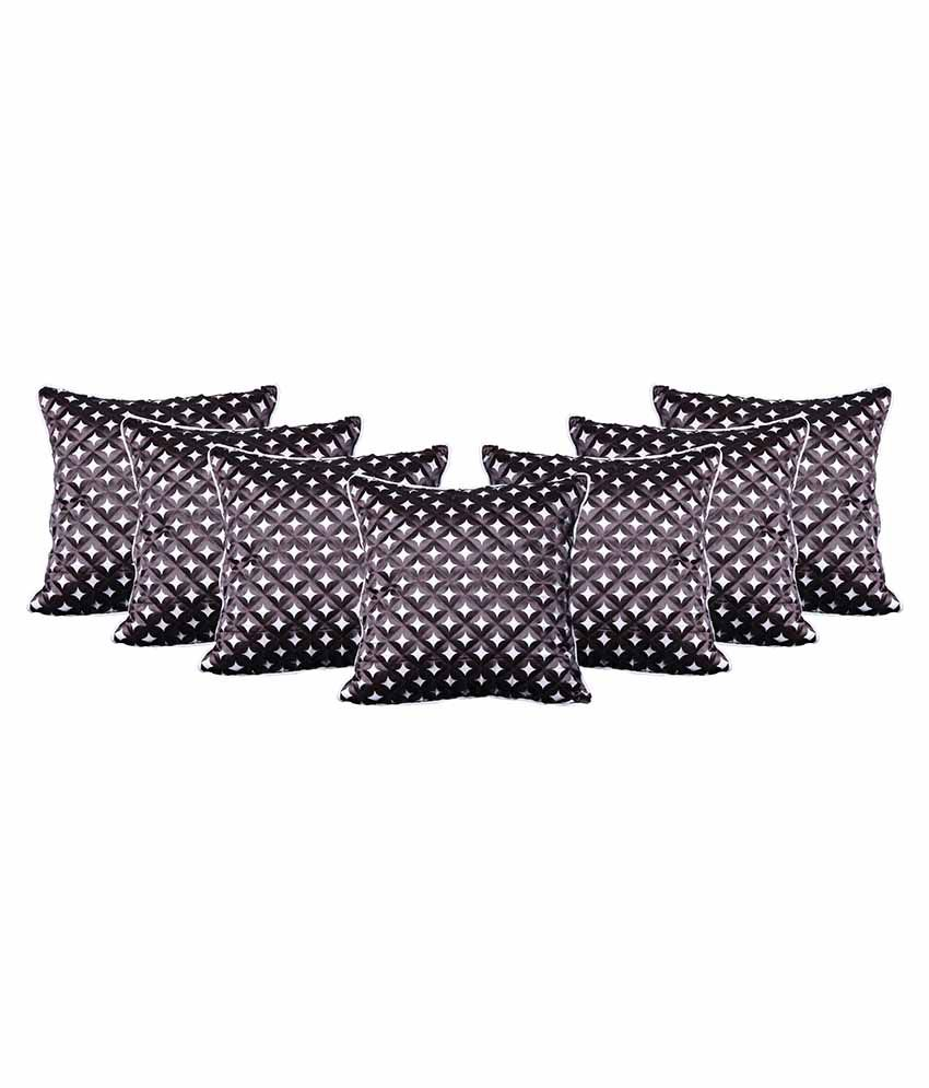 Car Vastra Cushion Covers 16 X 16 Inches - Pack Of 7