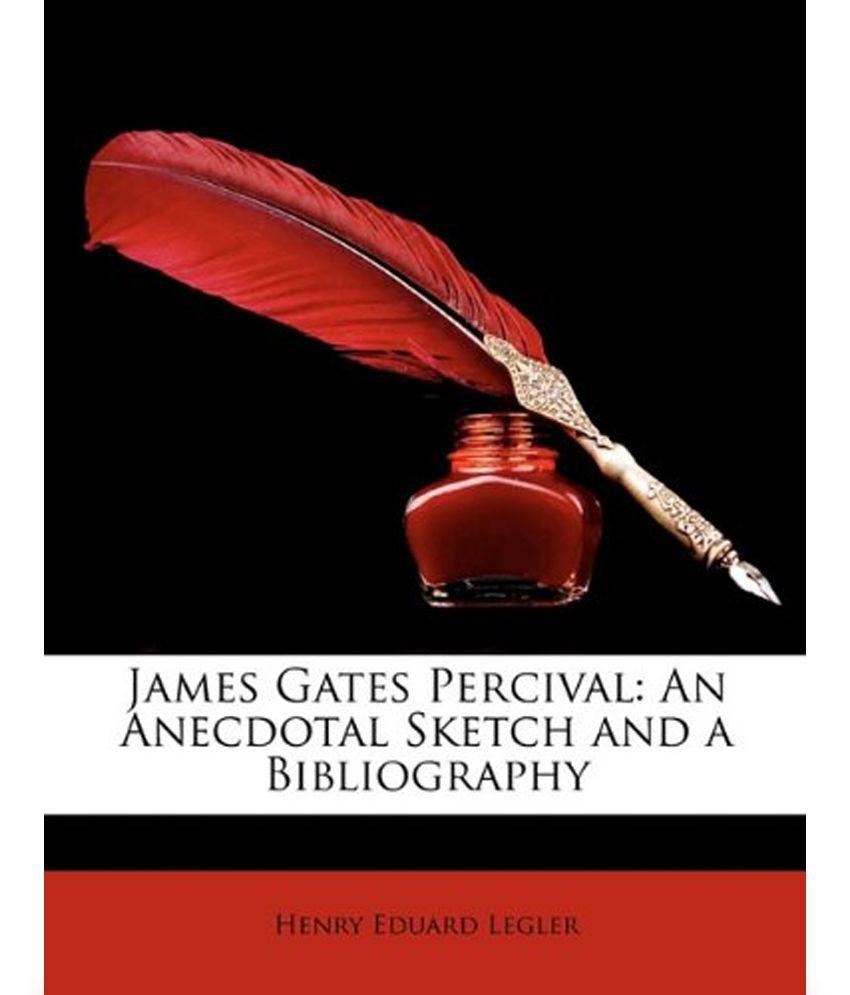 Anecdotal bibliography