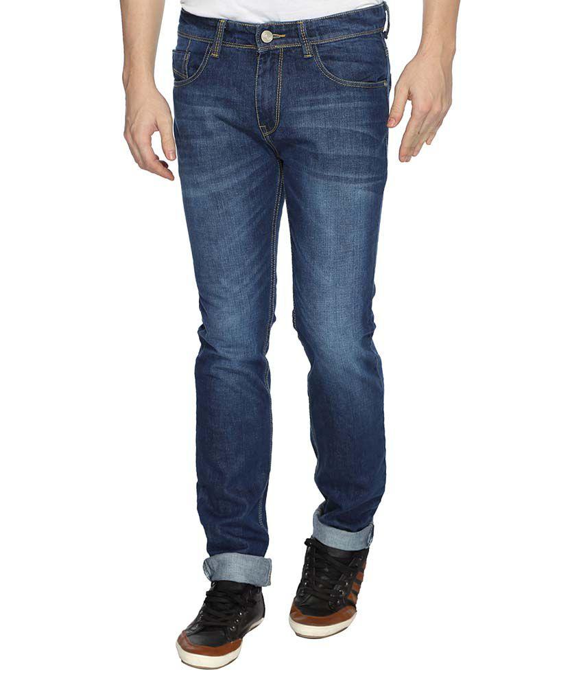 Derby Jeans Community Blue Slim Fit Jeans Single