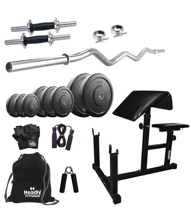 Headly kg home gym buy online at best price on snapdeal