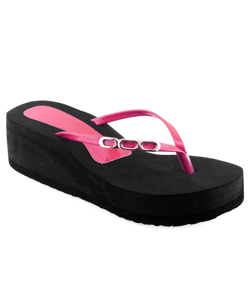 99714eb7f10 Shoe Lab Pink Slippers Price in India- Buy Shoe Lab Pink Slippers ...