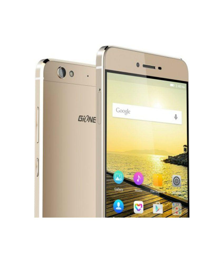 Gionee s6 ( 32GB , 3 GB ) Gold