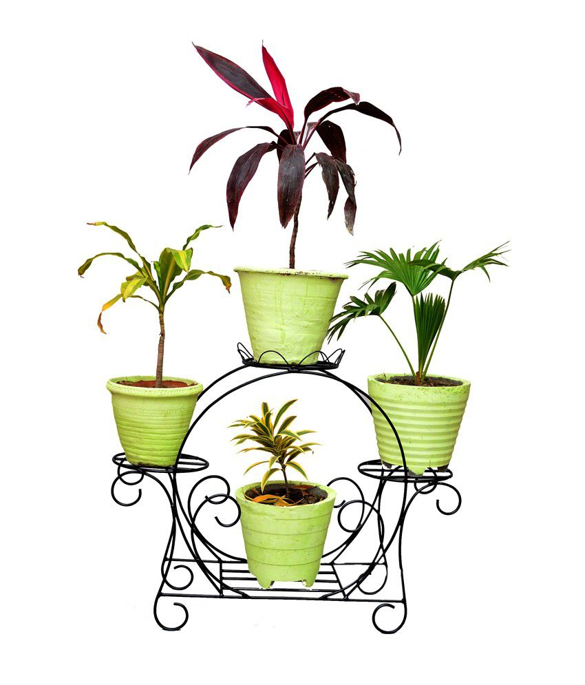 Pot Stand Designs : Viralka design in flower pot stand buy