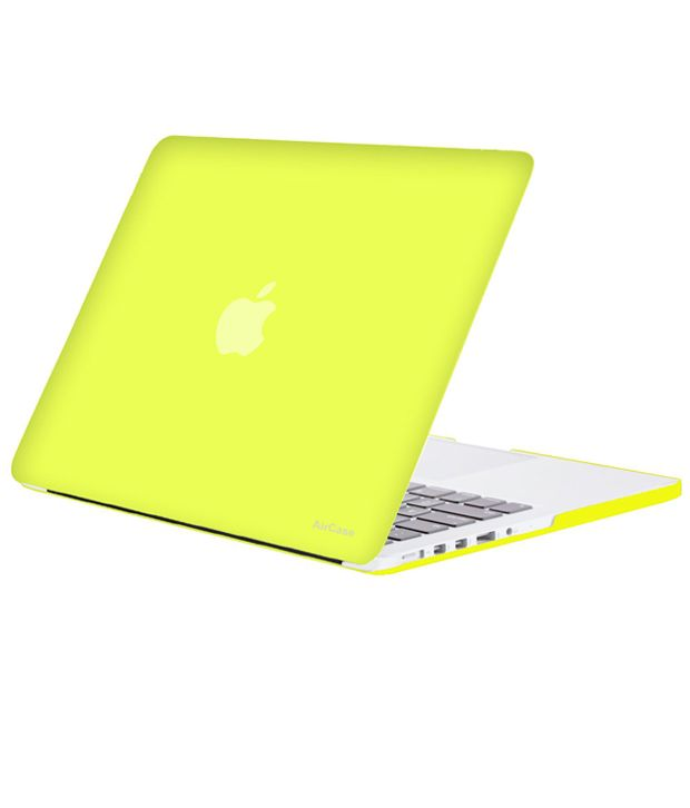 AirPlus Neon Series Laptop Skin for Apple MacBook Pro 13.3 Yellow