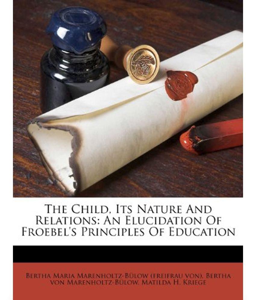 froebel education principles