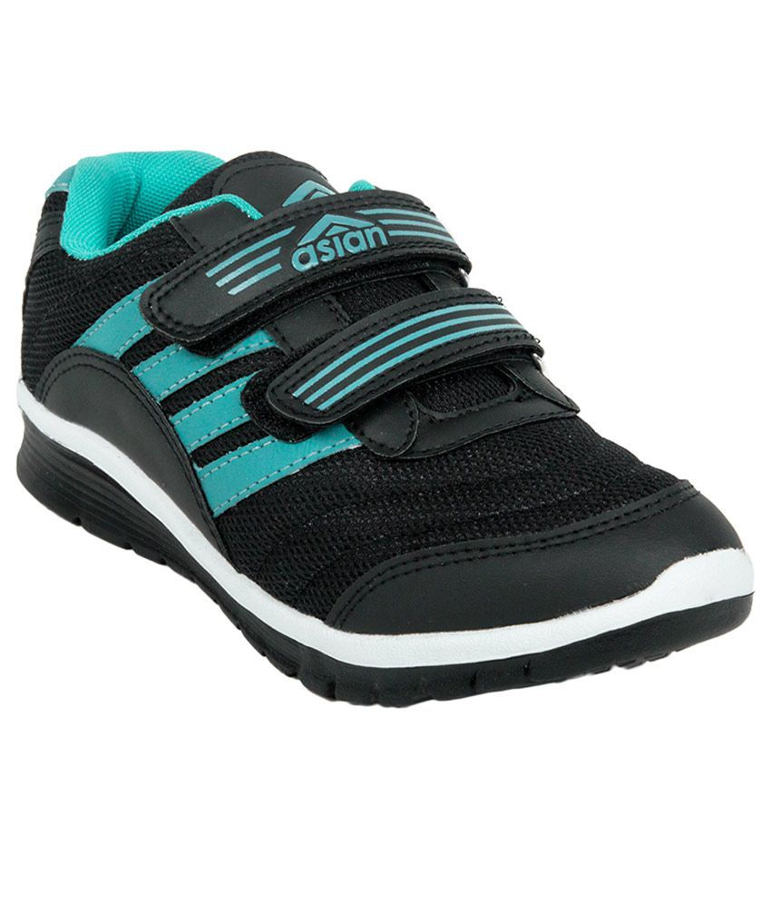 asian black running sports shoes buy asian black running