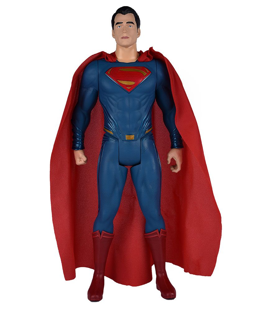 Dc Comics DC Comics Plastic Superman Action Figure Collectible