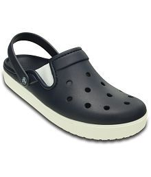 Crocs Relaxed Fit Navy Floater Sandals
