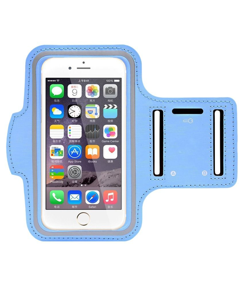 Go Crazzy Arm Band Case For Amazon Fire Phone - Blue