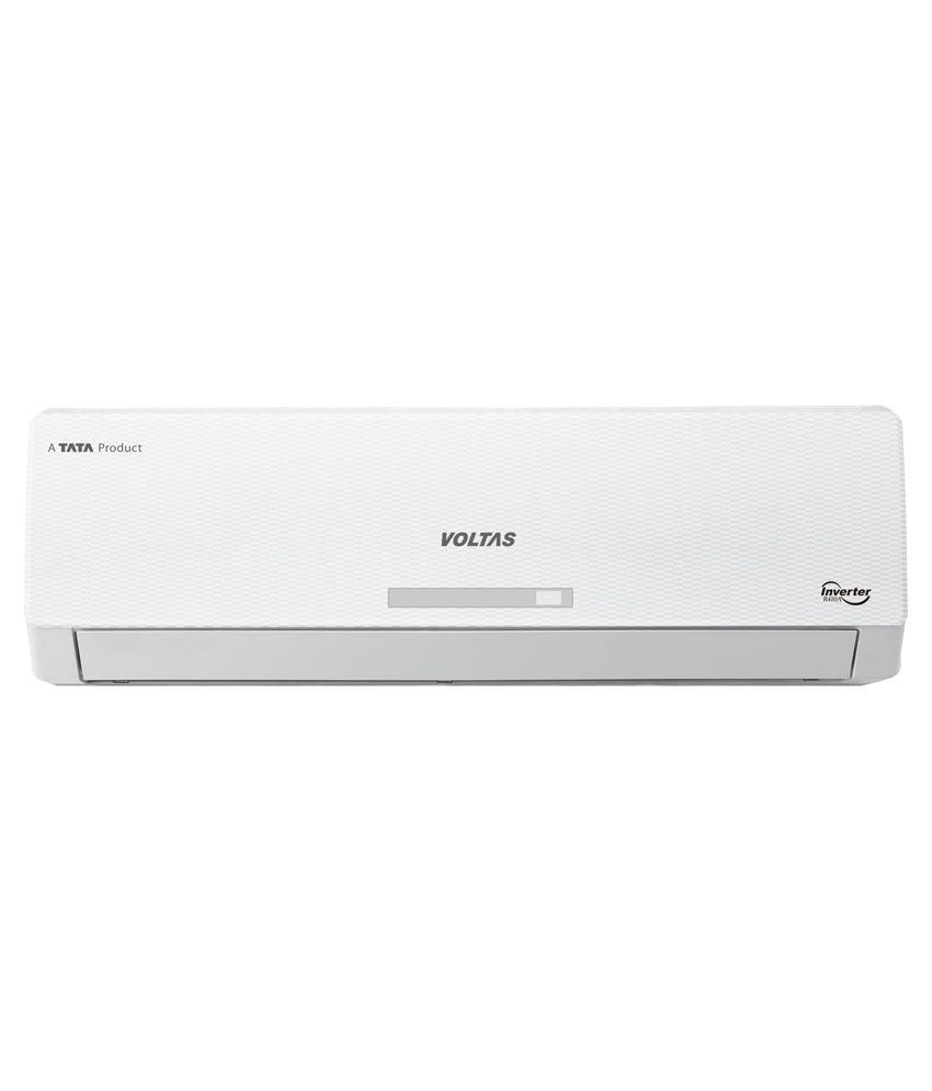 Live The Good Life!! Upto 35% Off On Everything By Snapdeal | Voltas 1.2 Ton 15V EY-W Split Air Conditioner White @ Rs.32,680