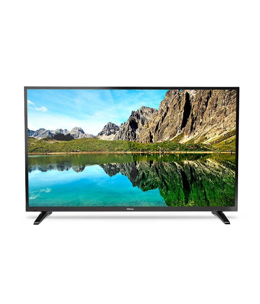 InFocus II-50EA800 125.8 cm (50) Full HD LED Television