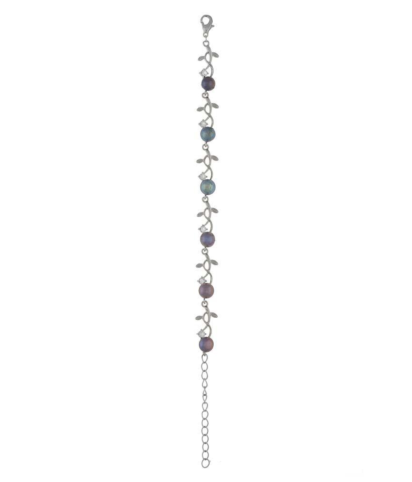 Classique Designer Jewellery Multicolour Alloy Bracelet
