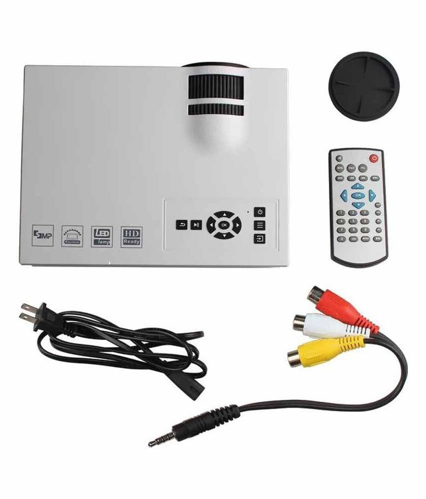 Buy syntrino uc 40 simplified micro projector online at for Compare micro projectors