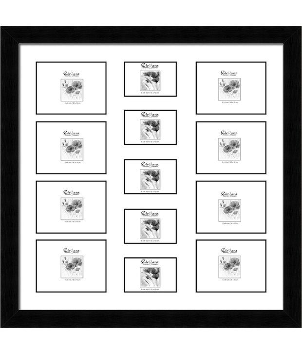 Elegant Arts & Frames 13 Pocket Collage Photo Frame