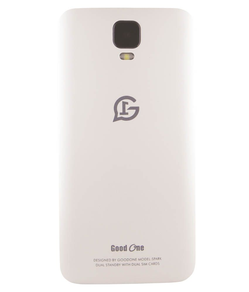 Goodone Spark 8gb White Mobile Phones Online At Low Prices